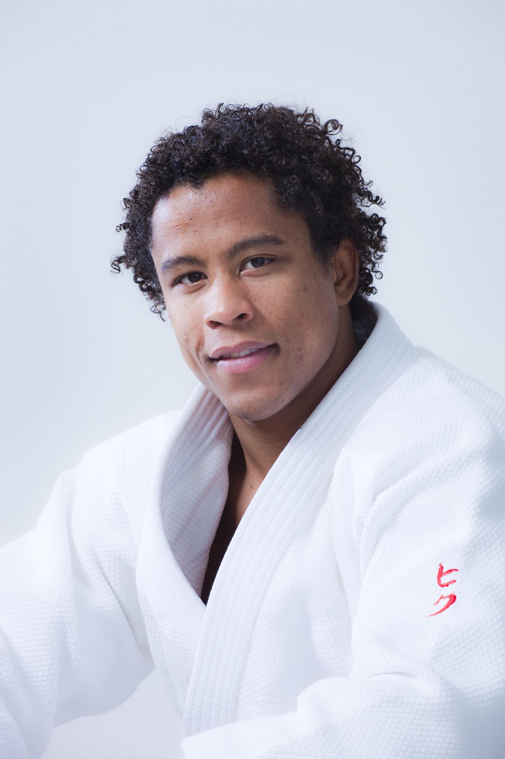 Serguei Aschwanden, judoka